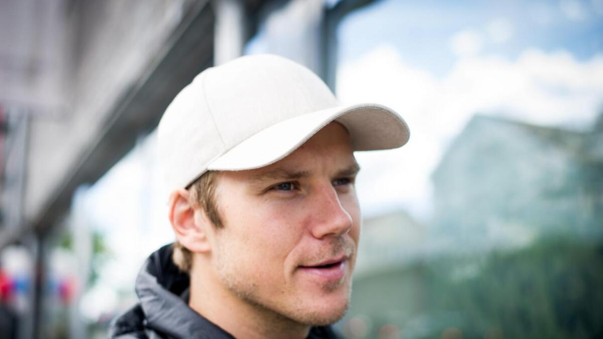 Med skiløyper like i nærleiken og gode treningsmoglegheiter trivst Vetle Sjåstad Christiansen som osloborgar.
