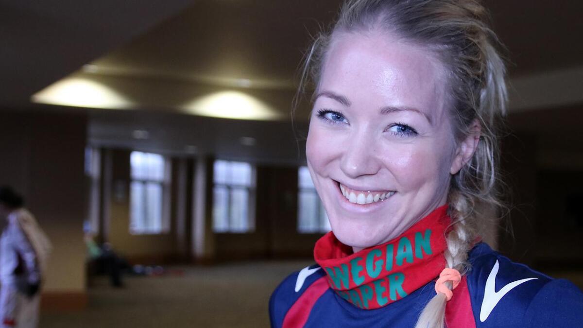 Madelen Søfteland skal til Groningen i november og kjempe om en verdensmestertittel.