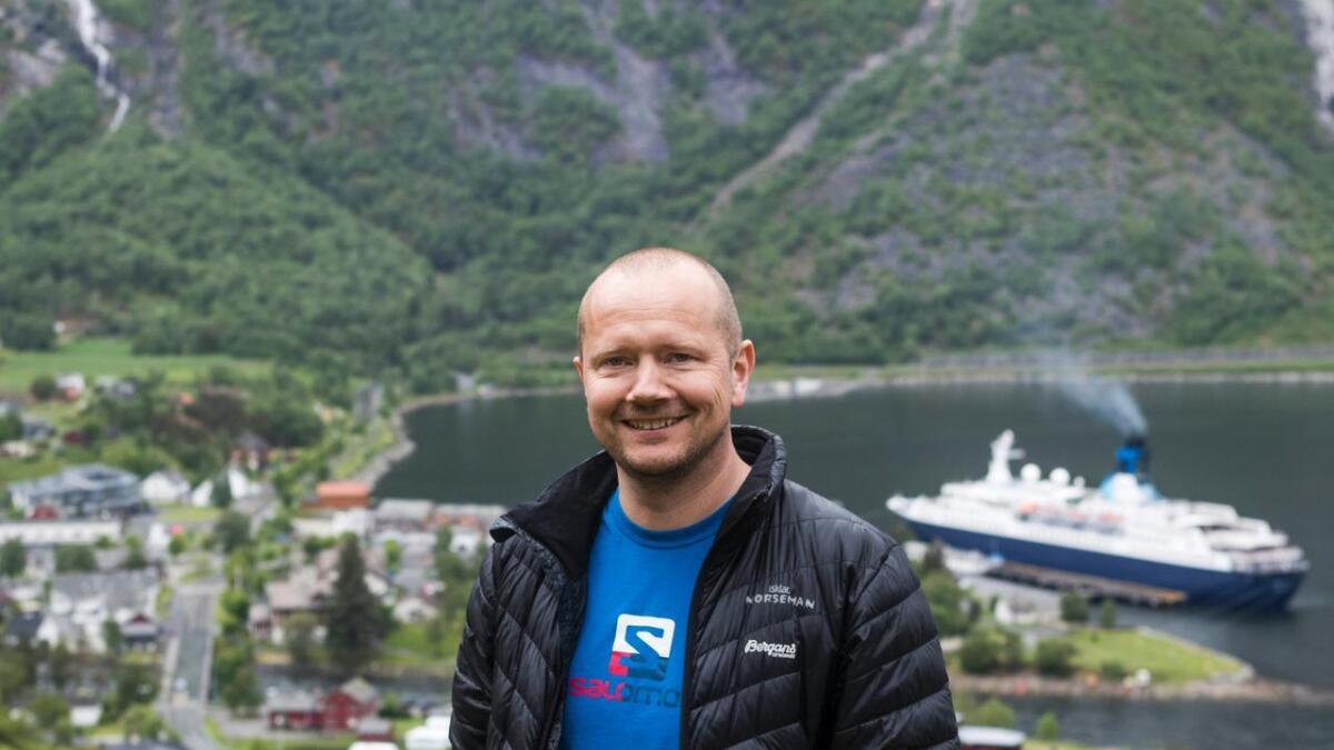 Gunvall Medhus er kandidaten til Ap, som kniva med Sp om ordførarvervet sist.