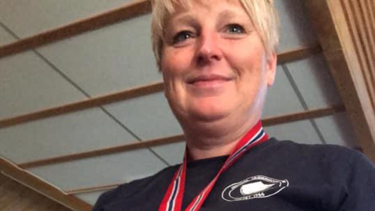 Anita Røen Eliassen tok gull for sitt bilde av en torsk med parasitter i øyet.