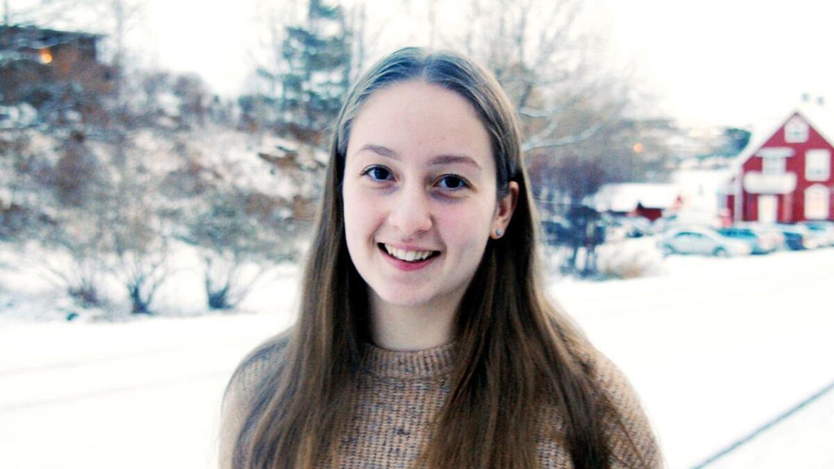 – Det er stor stas å bli nominert til idrettspris, sier Tina Sofie Larsen.