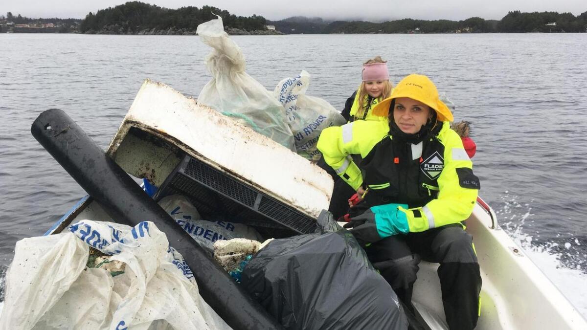 Ordføraren har erklært krig mot plastureining i havet.