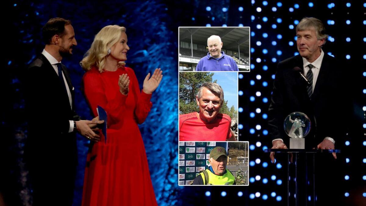 Årets ildsjel ble delt ut av kronprins Haakon og kronprinsesse Mette-Marit på Hamar. Vinneren   ble Terje Våg. Kanskje en telemarking står der under Idrettsgallaen i Stavanger i 2019. Innfelt er Telemarks tre kandidater.