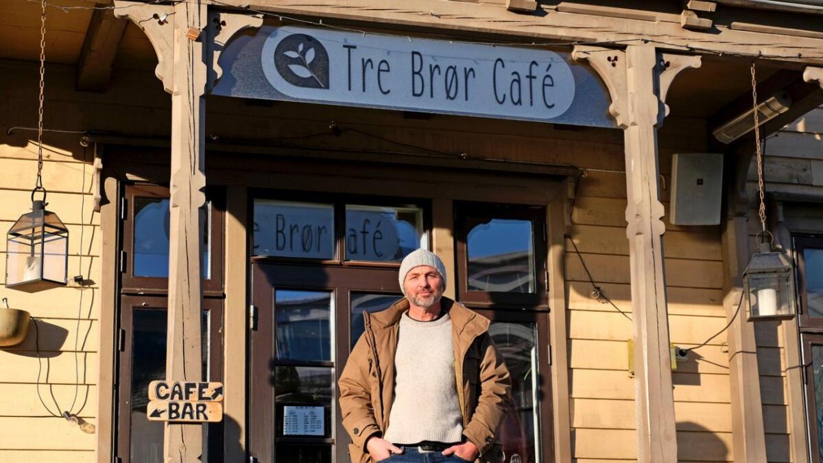 – Tre Brør må utviklast. Det kostar pengar, seier huseigar Bjørn Helge Brunborg.