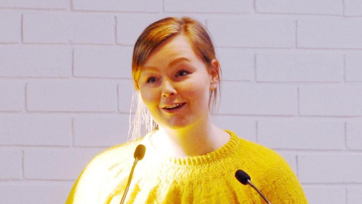 Aina Nilsen (Sp).