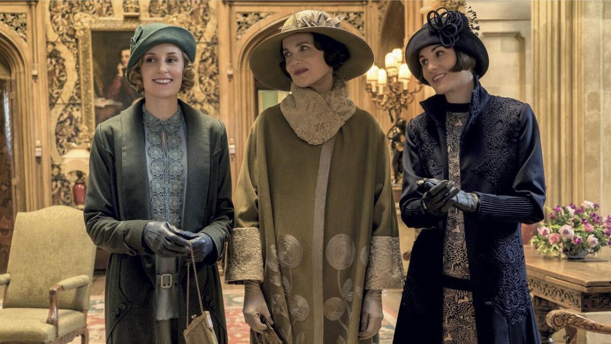 Downton Abbey e en av tidenes mest populære TV-serier. Nå blir det et gjensyn folkene på godset.