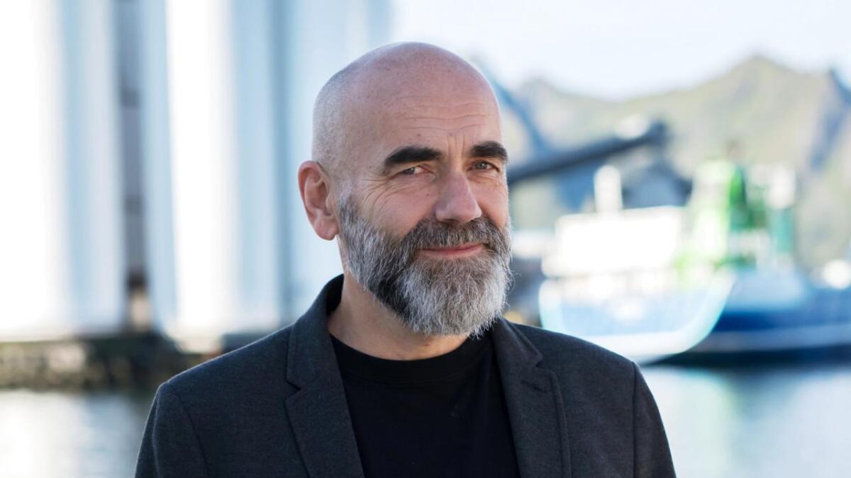 Jørn Martinussen, Øksnes Venstre.