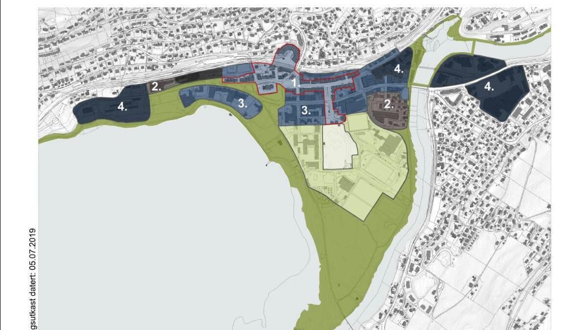 – Planen er viktig, og legg grunnlaget for utviklinga i mange år framover, skriv Hordaland på leiarplass.
