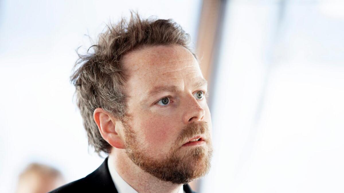 Torbjørn Røe Isaksen.