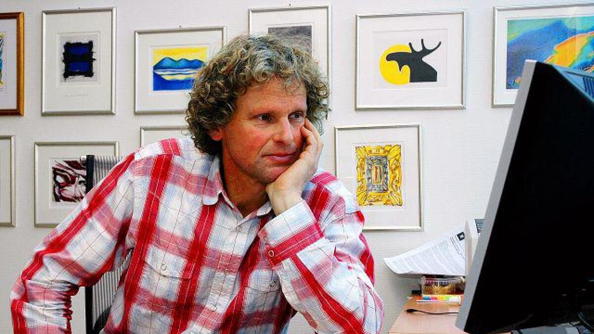 Ordfører Knut Henning Thygesen (Rødt).
