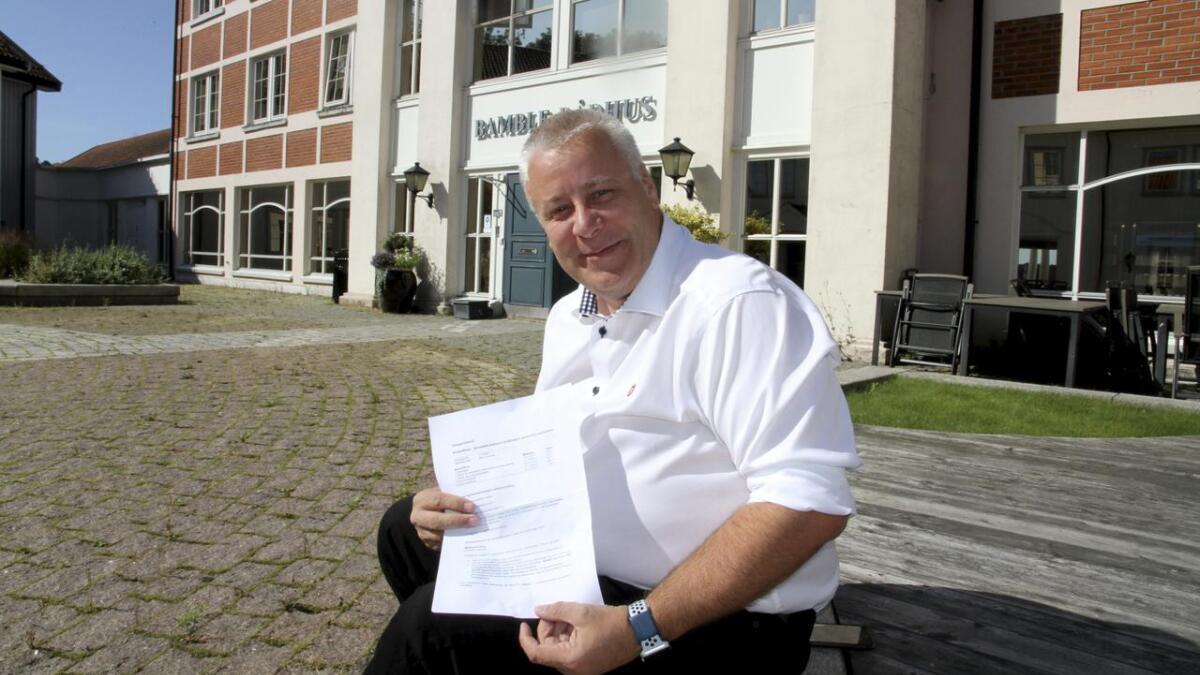 FrP's Bård Hoksrud vil ha BPA-ordningen revurdert.