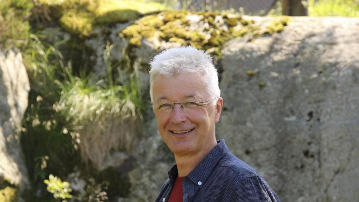 Fylkesordførarkandidat for Vestland Senterparti, Jon Askeland.