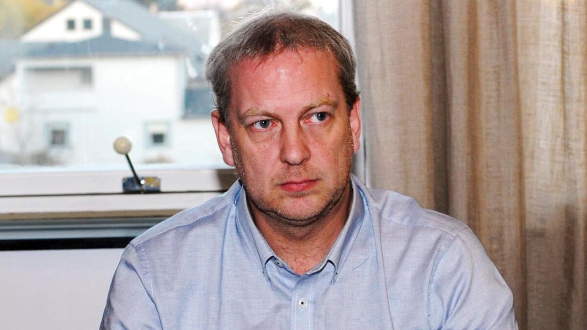 Hugo Jacobsen.