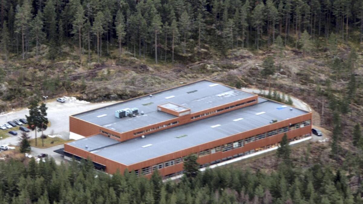 24Seven Office bygger delvis atomsikkert datasenter inne i Høgås teknologipark.